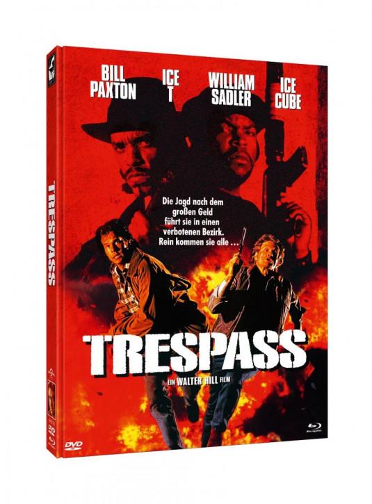 Trespass - Limited Mediabook Edition - Cover B [Blu-ray+DVD]