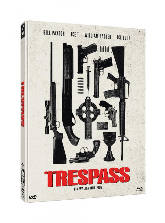 Trespass - Limited Mediabook Edition - Cover C [Blu-ray+DVD]