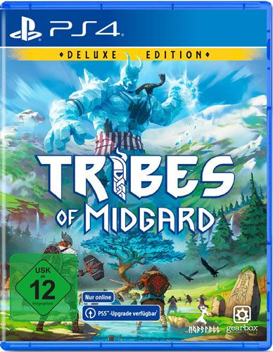 Tribes of Midgard [PS4]