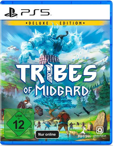 Tribes of Midgard [PS5]