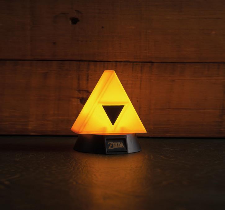 Icon Licht: Zelda Triforce 3D