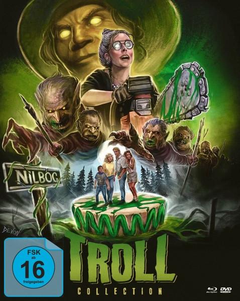 Troll 1+2 - Die ultimative Box [Blu-ray]