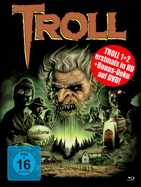 Troll - Limited Mediabook [Blu-ray]