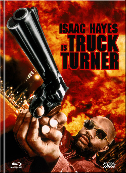 Truck Turner (Chicago Poker) - Limited Mediabook Edition - Cover C [Blu-ray+DVD]