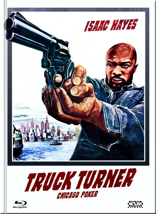 Truck Turner (Chicago Poker) - Limited Mediabook Edition - Cover E [Blu-ray+DVD]