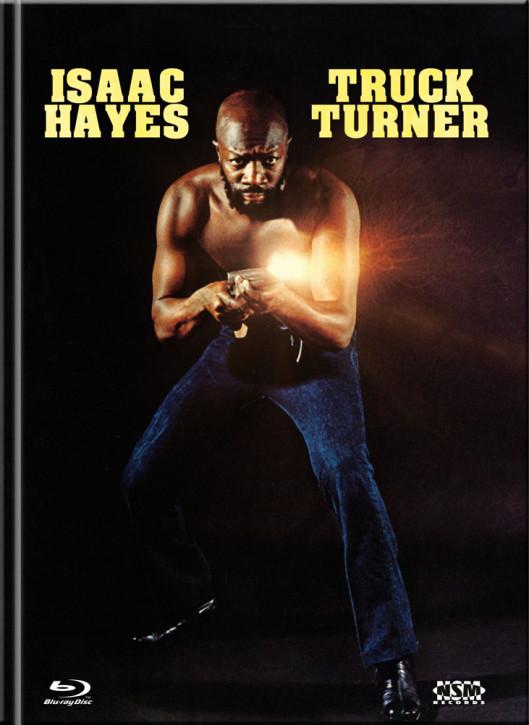 Truck Turner (Chicago Poker) - Limited Mediabook Edition - Cover F [Blu-ray+DVD]