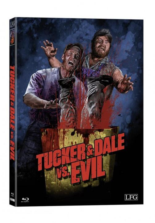 Tucker & Dale VS Evil  - Mediabook - Cover A [Blu-ray]