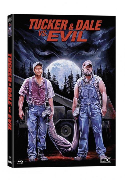 Tucker & Dale VS Evil  - Mediabook - Cover C [Blu-ray]