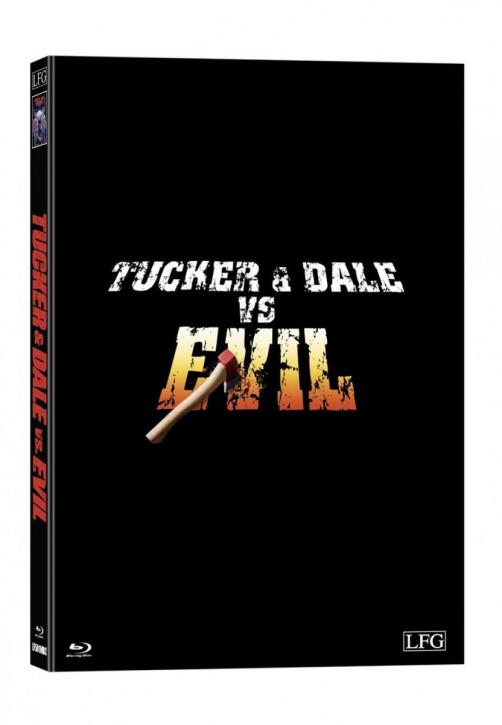 Tucker & Dale VS Evil  - Mediabook - Cover D [Blu-ray]