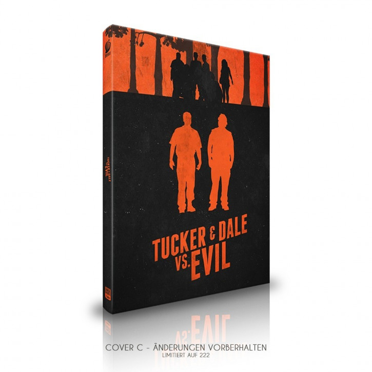 Tucker and Dale vs. Evil  - Limited Mediabook Edition - Cover C [Blu-ray]