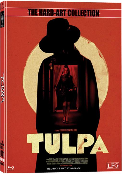 Tulpa - Mediabook - Cover B [Blu-ray+DVD]