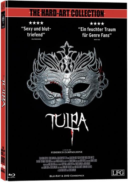 Tulpa - Mediabook - Cover A [Blu-ray+DVD]