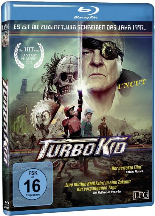 Turbo Kid [Blu-ray]