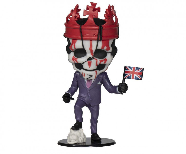 Ubisoft Heroes Collection - King of Hearts Figur