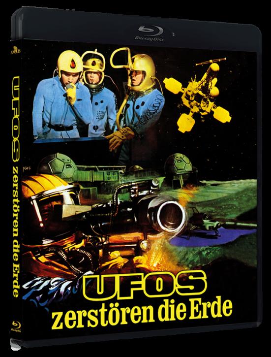 Ufos zerstören die Erde [Blu-ray]