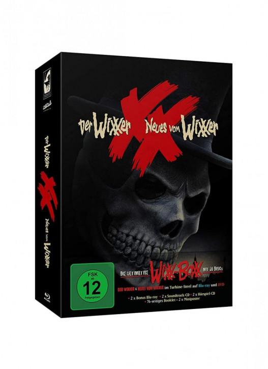 Die ultimative WiXX-BoXX [Blu-ray+DVD+CD]
