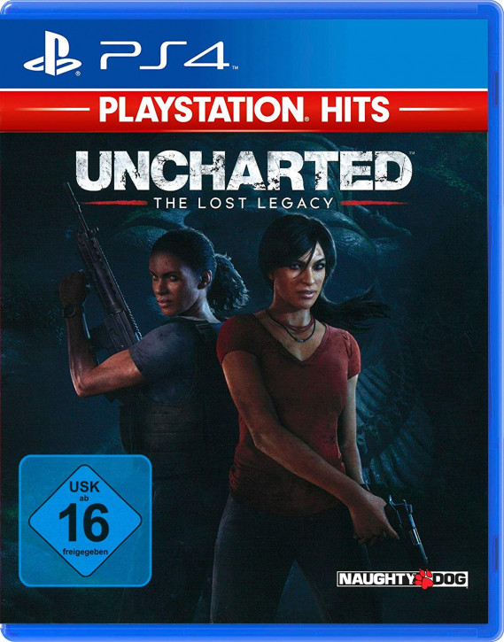 Uncharted: The Lost Legacy - PlayStation Hits [PS4]