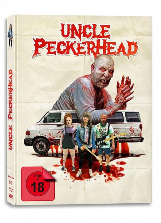 Uncle Peckerhead - Roadie from Hell - Limited Mediabook [Blu-ray+DVD]