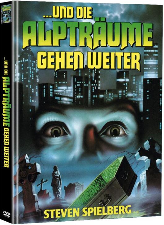 ... und die Alpträume gehen weiter - Limited Mediabook Edition  (Super Spooky Stories #94) [DVD]