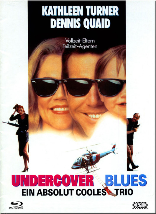 Undercover Blues - Limited Collector's Edition - Cover A [Blu-ray+DVD]