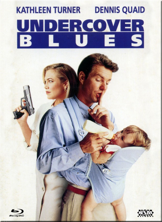 Undercover Blues - Limited Collector's Edition - Cover C [Blu-ray+DVD]