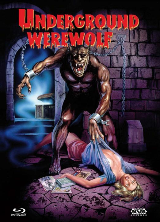 Underground Werewolf - Limited Collector's Edition - Cover A [Bluray+DVD]