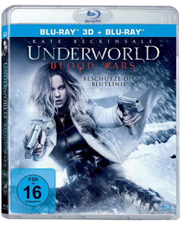Underworld: Blood Wars [3D Blu-ray]