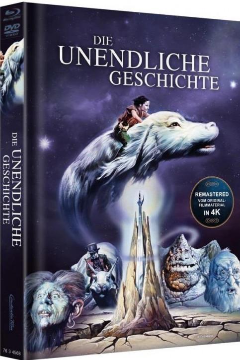 Die Unendliche Geschichte - Limited Mediabook Edition - Cover A [Blu-ray+DVD]