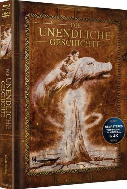 Die Unendliche Geschichte - Limited Mediabook Edition - Cover B [Blu-ray+DVD]