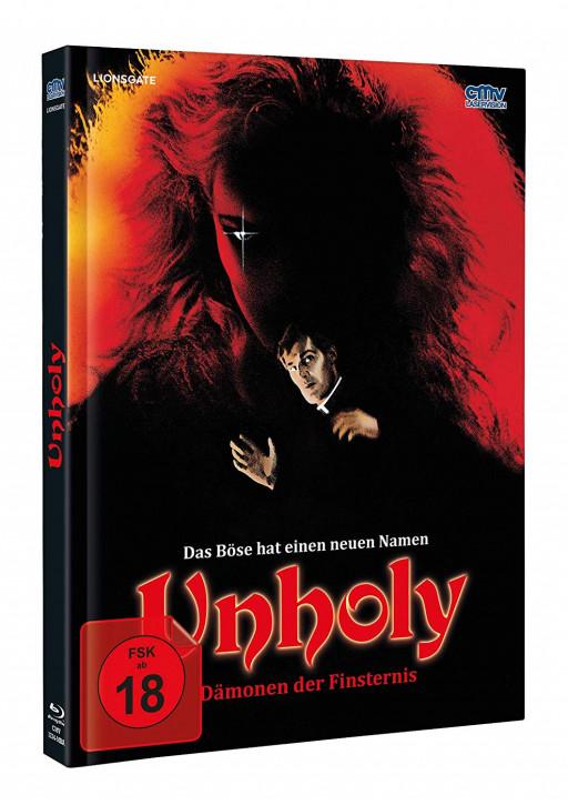 Unholy - Dämonen der Finsternis - Mediabook [Blu-ray+DVD]