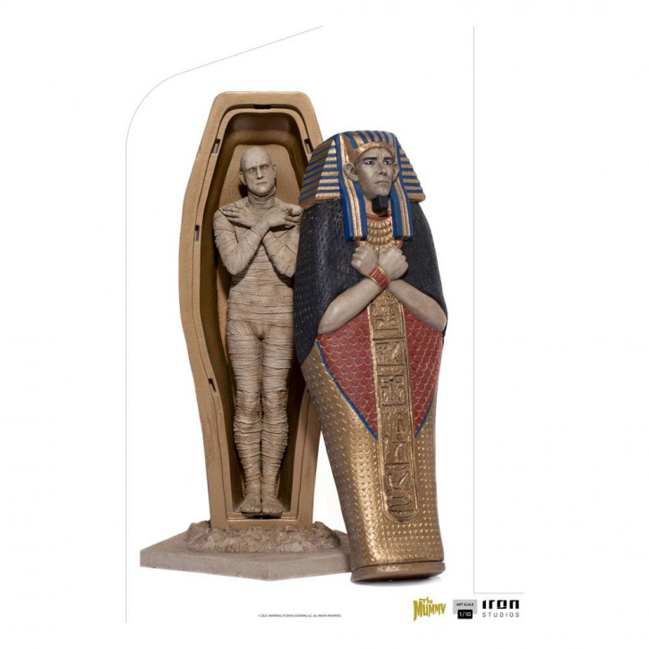 Universal Monsters Art Scale Statue - The Mummy