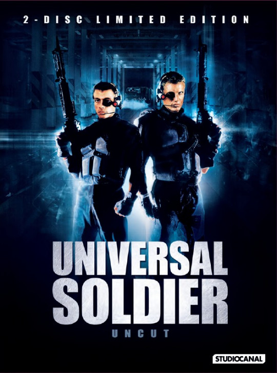 Universal Soldier - Limited Edition [Blu-ray+DVD]