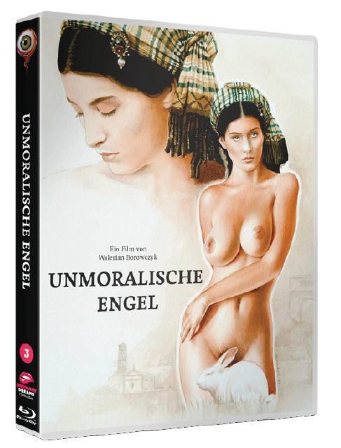 Unmoralische Engel - Ordinary Dreams Collection Nr. 3 [Blu-ray]