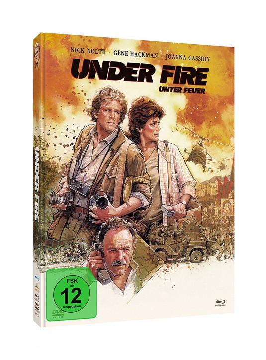 Unter Feuer - Limitiertes Mediabook [Blu-ray+DVD]