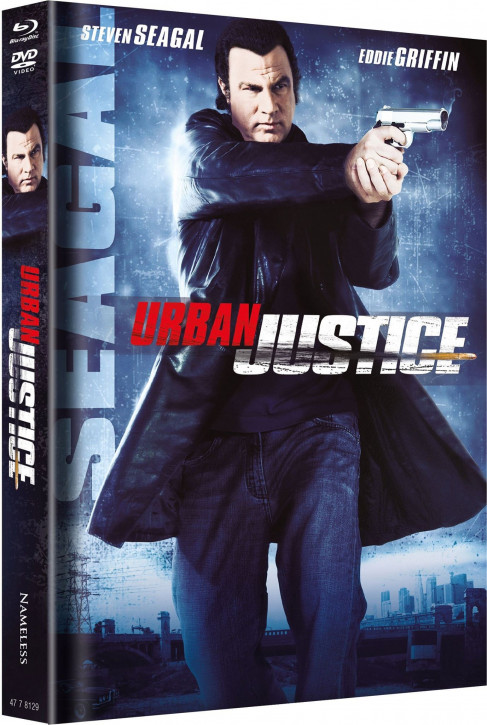 Urban Justice - Limited Mediabook - Cover A [Blu-ray+DVD]