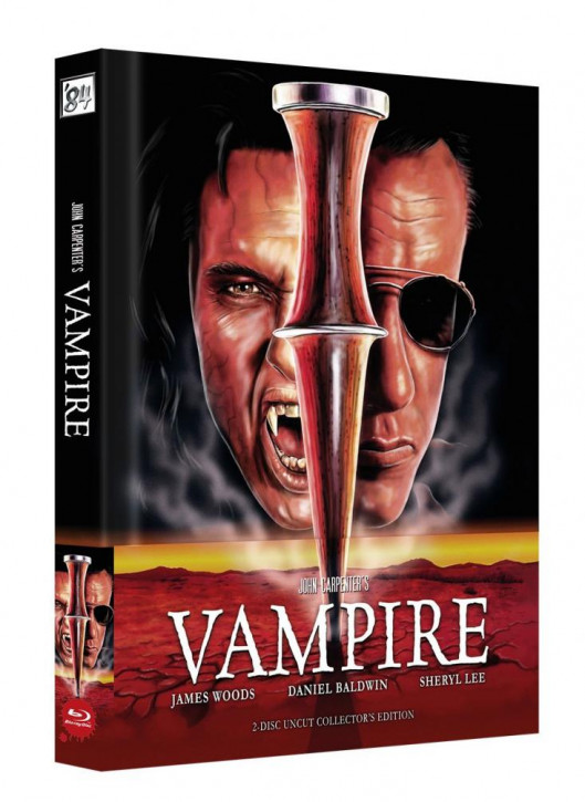 Vampire - Limited Collector's Edition - Cover A [Blu-ray+DVD]