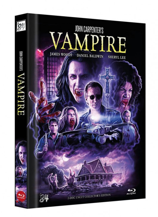 Vampire - Limited Collector's Edition - Cover C [Blu-ray+DVD]