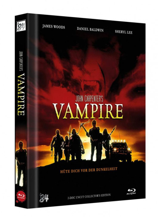 Vampire - Limited Collector's Edition - Cover D [Blu-ray+DVD]