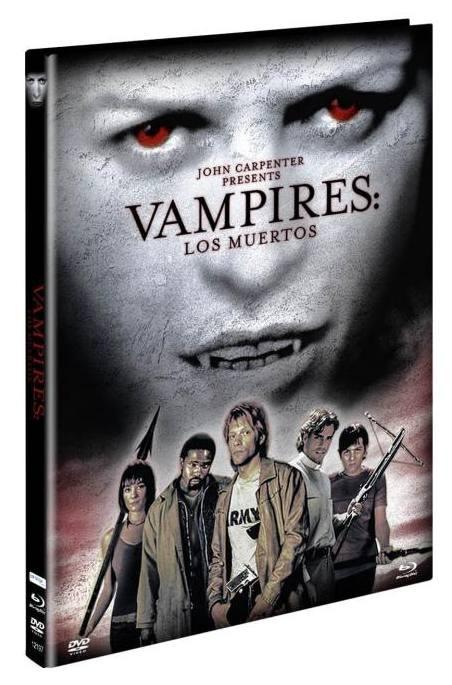 John Carpenters Vampires: Los Muertos - Limited Mediabook [Blu-ray+DVD]