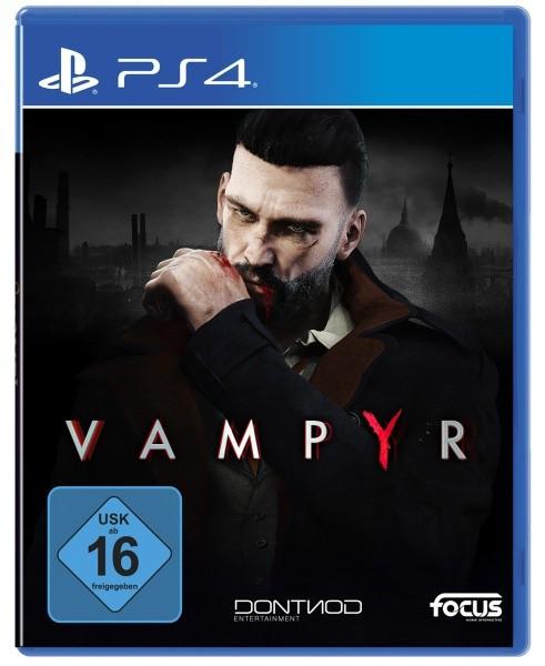 Vampyr [PS4]