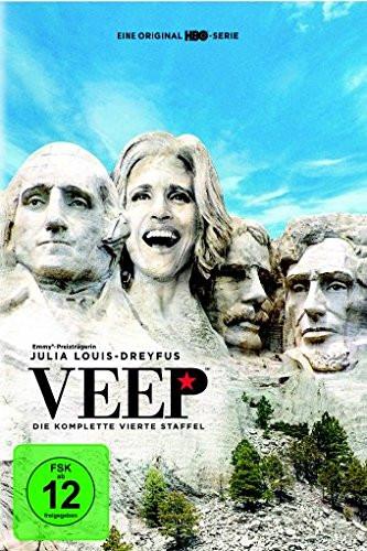 Veep - Die komplette vierte Staffel [DVD]