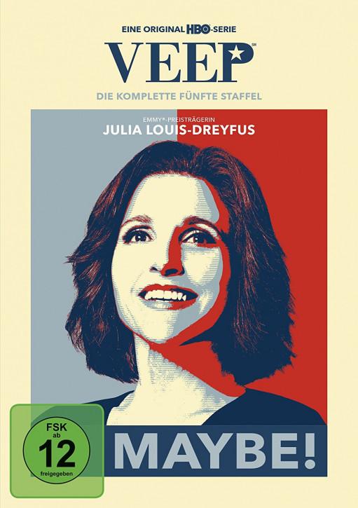 Veep - Die komplette fünfte Staffel [DVD]