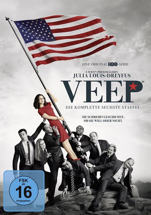 Veep - Die komplette sechste Staffel [DVD]