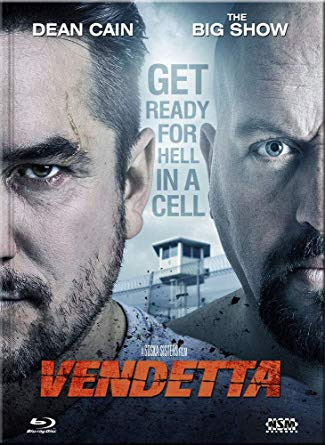 Vendetta - Limited Collector's Edition - Cover A [Blu-ray+DVD]