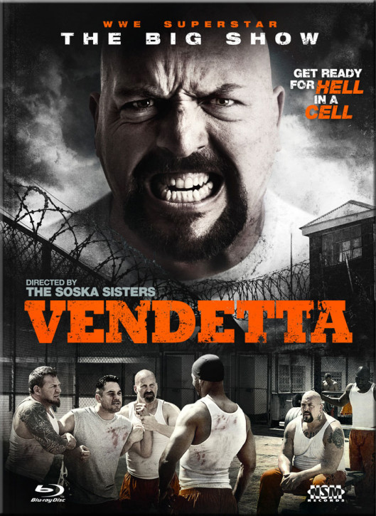 Vendetta - Limited Collector's Edition - Cover B [Blu-ray+DVD]