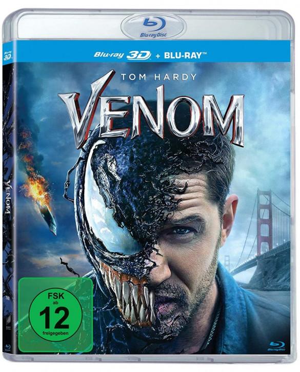 Venom [3D Blu-ray]