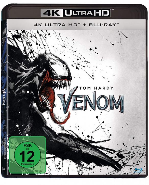 Venom [4K UHD Blu-ray]