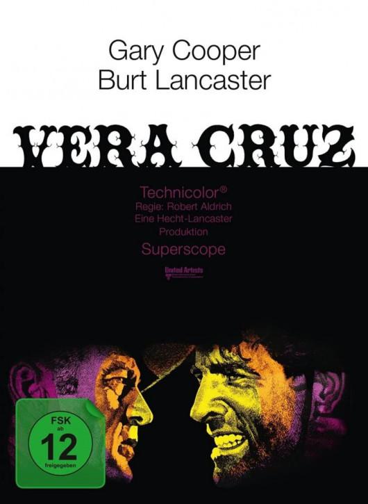 Vera Cruz - Limited Mediabook Edition [Blu-ray+DVD]