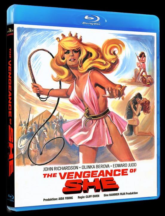 The Vengeance of She [Blu-ray]