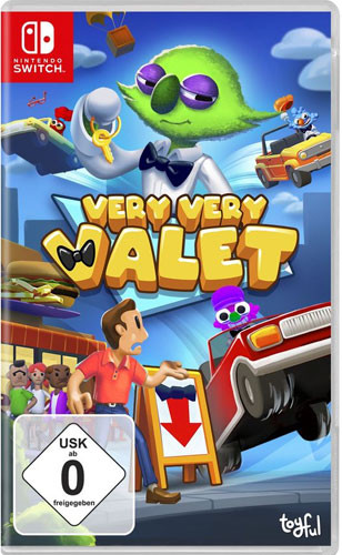 Very Very Valet [Nintendo Switch]